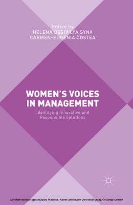 Women's Voices in Management