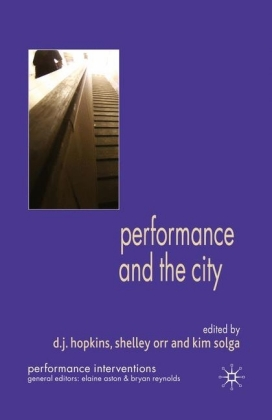 Performance and the City