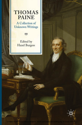 Thomas Paine: A Collection of Unknown Writings
