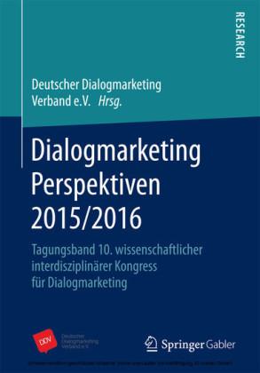 Dialogmarketing Perspektiven 2015/2016