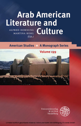 Arab American Literature and Culture