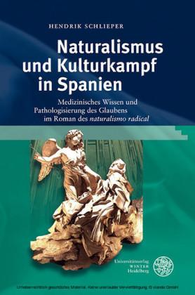 Naturalismus und Kulturkampf in Spanien