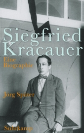 Siegfried Kracauer Cover