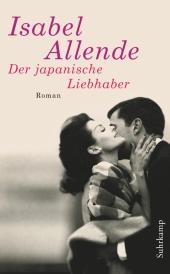 Der japanische Liebhaber Cover