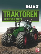 DMAX Traktoren Deutschlands Cover