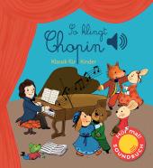 So klingt Chopin, m. Soundeffekten Cover