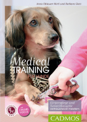 Medical Training für Hunde Cover