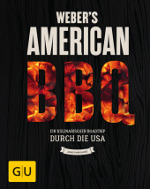 Weber's American BBQ Cover