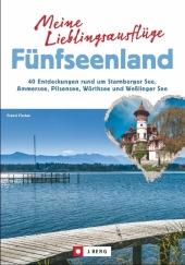 Meine Lieblingsausflüge Fünfseenland Cover