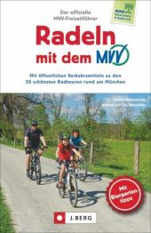 Radeln mit dem MVV Cover