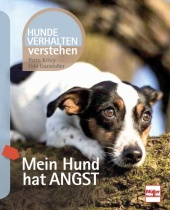 Mein Hund hat Angst Cover