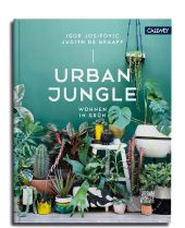 Urban Jungle - Wohnen in Grün Cover