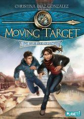 Moving Target - Die Spur der Gejagten Cover