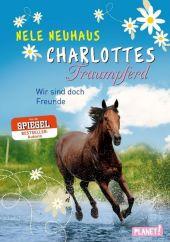 Charlottes Traumpferd - Wir sind doch Freunde Cover