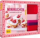 Minikuchen, m. Silikonformen Cover