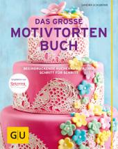 Das große Motivtortenbuch Cover