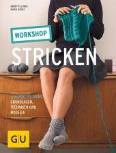Workshop Stricken Cover