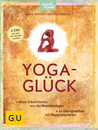Yoga-Glück, m. 2 Audio-CDs