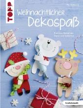 Weihnachtlicher Dekospaß Cover