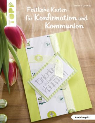 Festliche Karten Für Konfirmation Und Kommunion Helene