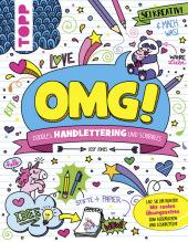 OMG! Doodles, Handlettering und Scribbles Cover