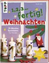 1,2,3 . . .  fertig! Weihnachten Cover