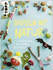Basteln mit Natur Cover