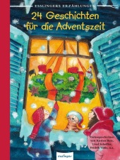 24 Geschichten für die Adventszeit Cover
