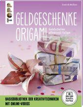 Geldgeschenke Origami Cover