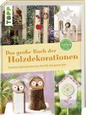 Das große Buch der Holzdekorationen Cover
