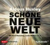 Schöne neue Welt, 2 Audio-CDs Cover