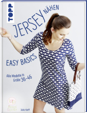 Jersey nähen - Easy Basics Cover