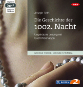 Die Geschichte der 1002. Nacht, 1 MP3-CD