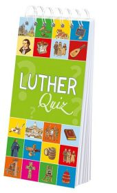 Luther-Quiz Cover