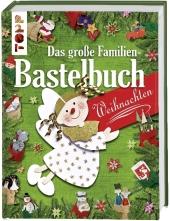 Das große Familienbastelbuch Weihnachten Cover