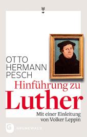 Hinführung zu Luther Cover