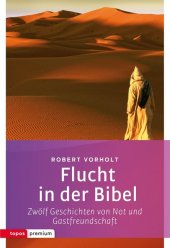 Flucht in der Bibel Cover