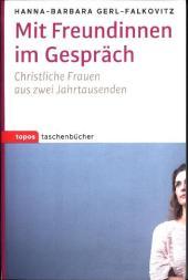 Gerl-Falkovitz, Hanna-Barbara Cover