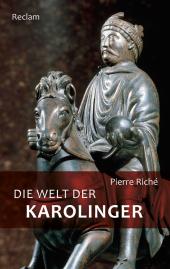 Die Welt der Karolinger Cover