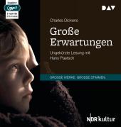 Große Erwartungen, 2 MP3-CD Cover