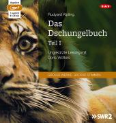 Das Dschungelbuch, 1 MP3-CD Cover
