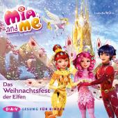 Mia and me - Das Weihnachtsfest der Elfen, 1 Audio-CD Cover