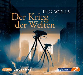 Der Krieg der Welten, 6 Audio-CDs