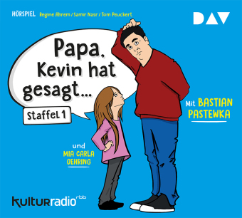 'Papa, Kevin hat gesagt . . .', 1 Audio-CD