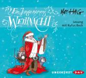Ein Junge namens Weihnacht, 4 Audio-CDs Cover