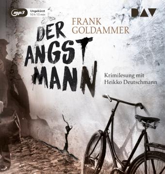 Der Angstmann, 1 MP3-CD