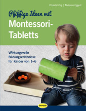 Pfiffige Ideen mit Montessori-Tabletts Cover