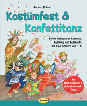 Kostümfest & Konfettitanz Cover