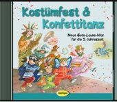 Kostümfest & Konfettitanz, 1 Audio-CD