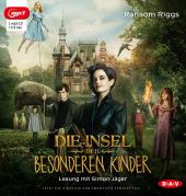 Die Insel der besonderen Kinder, 1 MP3-CD Cover